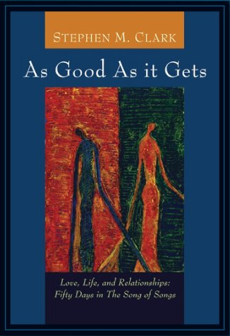 cover image for As Good As It Gets Book